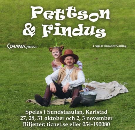 Pettson & Findus-affisch